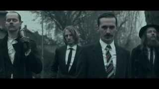 """THE BLUE VAN """"Racketeer"""" (Official video)"""