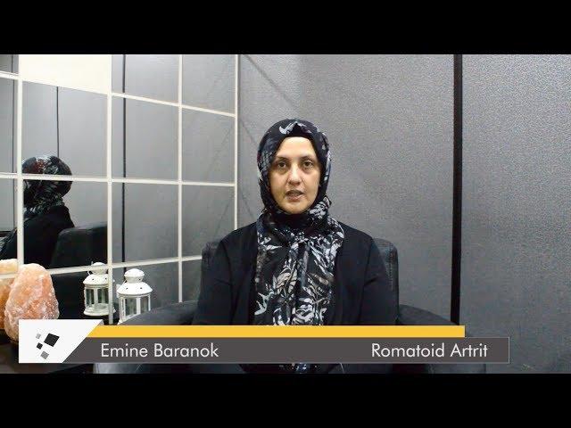 ROMATOİD ARTRİT (İLTİHAPLI EKLEM ROMATİZMASI) RHEUMATOID ARTHRITIS - Dr. Ceyhun Nuri – Emine Baranok