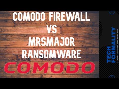 Comodo Firewall vs