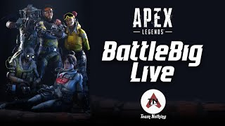 Apex Legends South Asia GLL Scrims Day 9! Events Starts 5 PM! Team Nothing