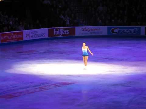 Mirai Nagasu - 2014 US Nationals Exhibition - On Golden Pond
