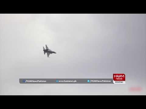 PAF J F 17 Thunder Missile Experiment