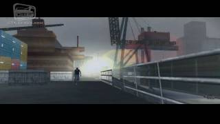 GTA 3 - Walkthrough - Mission #21 - Bomb Da Base_ Act II (HD)