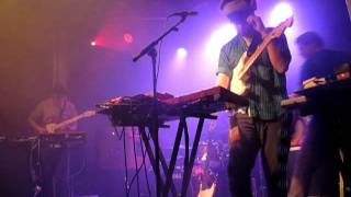 Errors - A Rumour in Africa (live at at XOYO)
