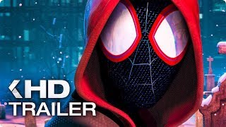 SPIDER MAN INTO THE SPIDER-VERSE : OFFICIAL TRAILER HD
