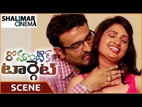 Romantic Target Movie || Swetha Shaini Watching Video Of Her Sister || Shakeela || Shalimarcinema
