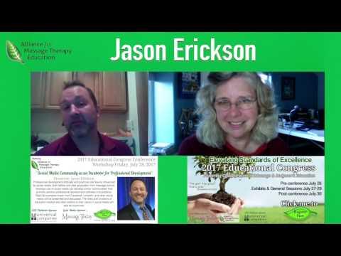 Jason Erickson & Ruth Werner | 2017 Educational Congress Interviews