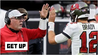 Tom Brady & Bruce Arians can't stay together if the Bucs don't improve - Rob Ninkovich | Get Up