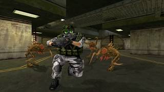 Half-Life: Opposing Force - Beta Content