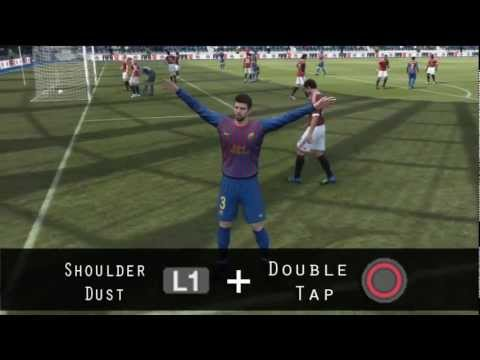FIFA 12/13 - Finishing Celebrations Tutorial
