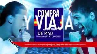 Veinsa Derbi Madrid SsangYong Korando
