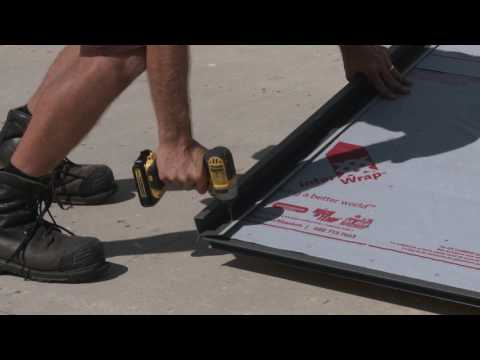 Agway Metals Snap Lock Roofing Installation Guide