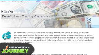 iFOREX Broker | Trade Forex | $100 Sign-Up Bonus at iFOREX