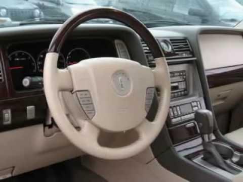 2004 Lincoln Navigator Youtube