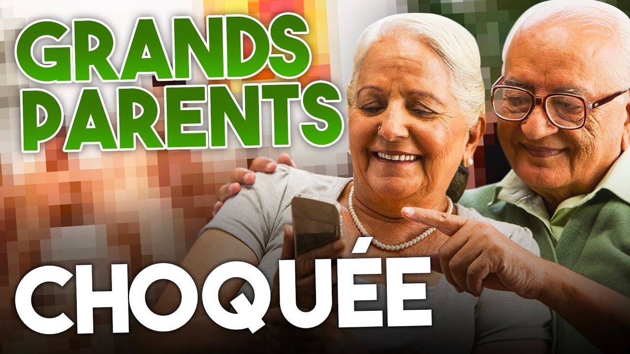 ELLE SURPREND SES GRANDS PARENTS EN PARTOUZE 🔞 - Marion et Anne So