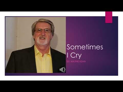 Wayne Kean - Sometimes I Cry