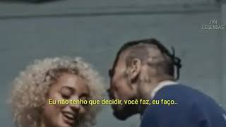 DaniLeigh x Chris Brown - Easy [Legendado Tradução] Official Vídeo - HD