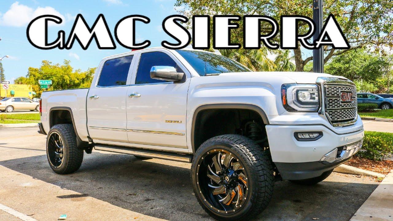 Rugged GMC Sierra on Fuel Wheels in HD (Must See) - YouTube