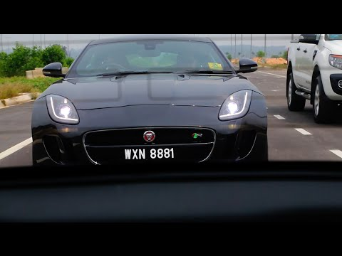 Bad Habits of Malaysian Drivers (feat Jaguar F-Type R)