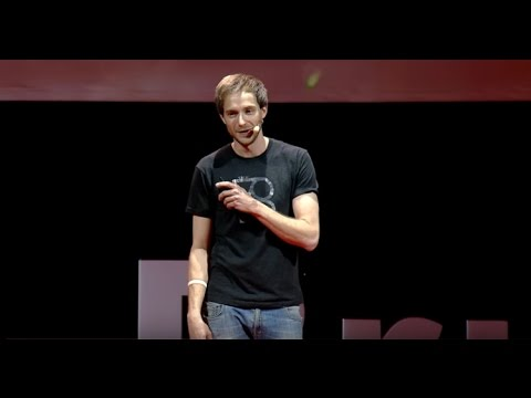 How Virtual Reality will create a better Humankind | Dominic Eskofier | TEDxBrussels