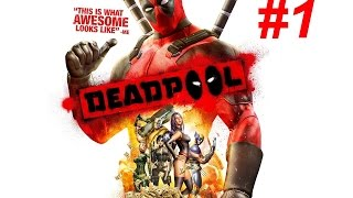 Deadpool gameplay part 1