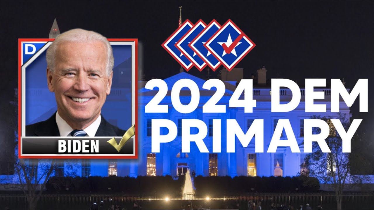 If He Runs, Biden Will Likely Not Face Opposition in 2024 Primary