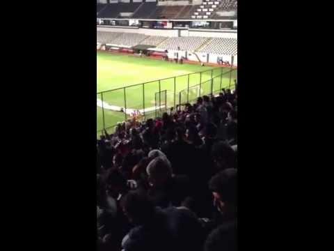 Beşiktaş tribünü Akhisar deplasmanı - öyle arada bir bakma