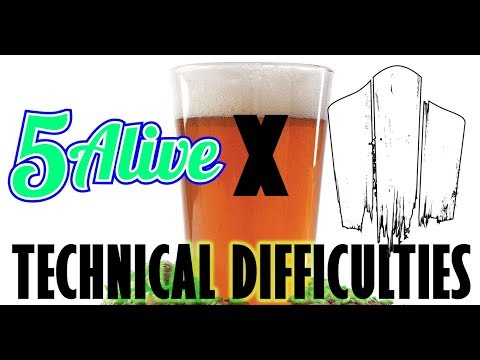 Making Beer with Front Porch Brewing and 5Alive Technical Difficulties Session IPA