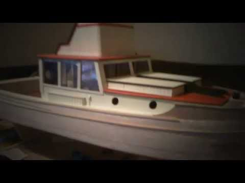 Jaws Boat Plans