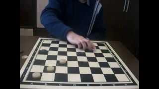 Видео-урок 1 для начинающих от международного гроссмейстера, Сергея Носевича. Простые комбинации.