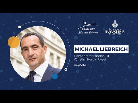 Ana Salon | Michael Liebreich - Enerji Trendleri ve Ulaşım Keynote Oturumu | TRANSİST 2017