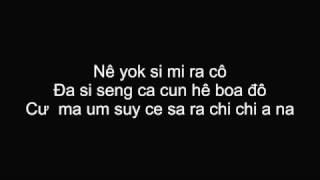Phiên âm tiếng Việt This Love(hậu duệ mặt trời)