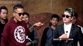 G'nie Vs Drew |Rap Battle | INHOUSE |