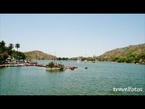 Nakki Lake Mount Abu travel videos Rajasthan tour india tourism