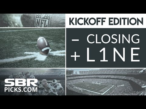 Free Picks Week 6 NFL 2017 | Sunday Sports Betting Kickoff Show | The Closing Line AM Edition