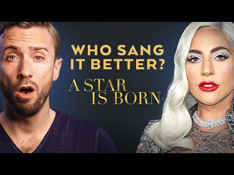 Always Remember us This Way - A Star is Born - (Male Version)