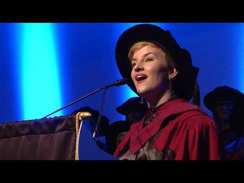 Kate Mulvany's Honorary Doctorate Speech 2017  Curtin University