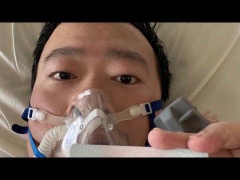 Лікар з Уханя, який попереджав про коронавірус, помер