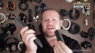 remote control battery cover fix