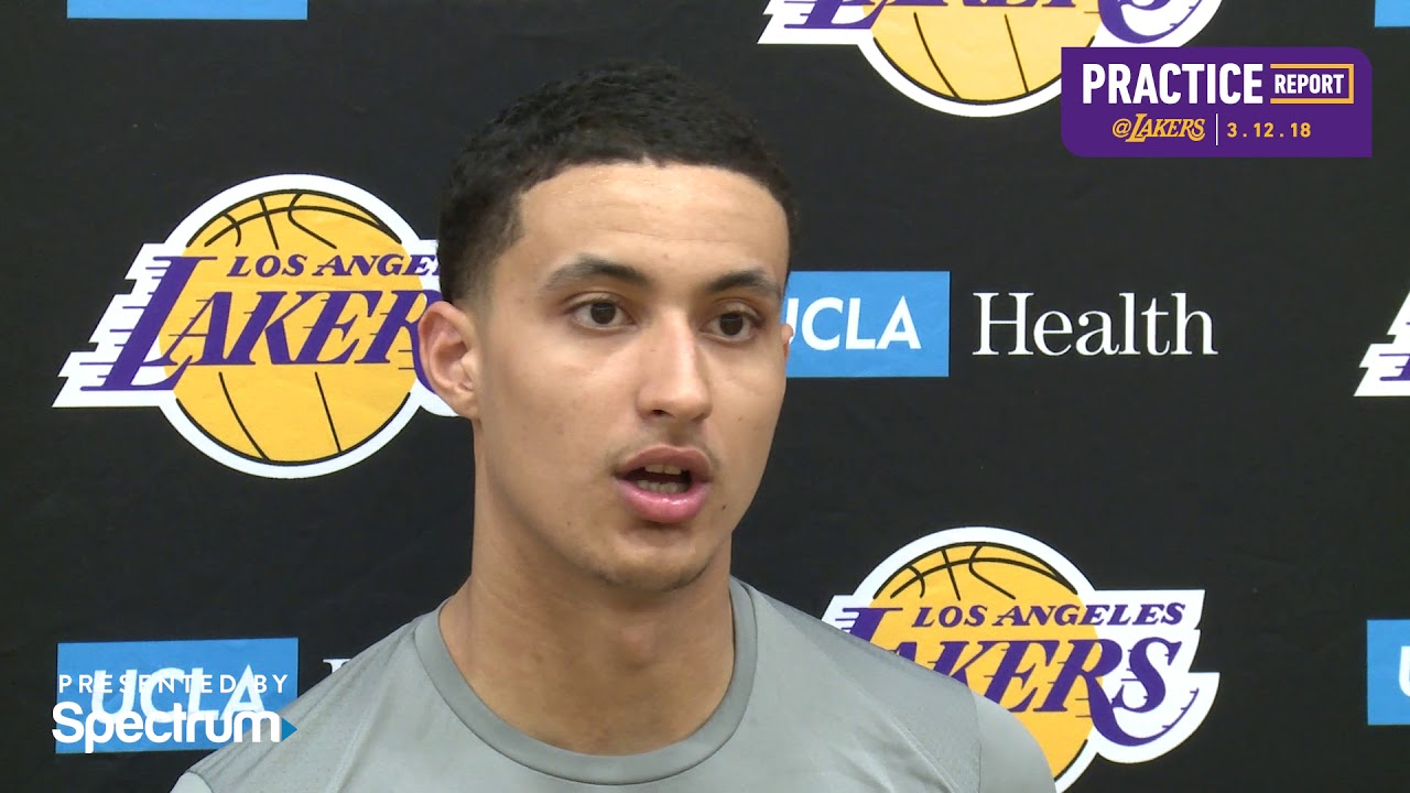 Kuzma Returns to Practice, Wins Rookie of the Month | Los