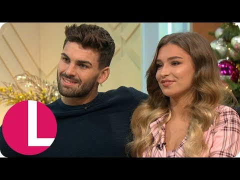 Love Island's Adam and Zara Say Dani and Jack's Relationship Is Genuine | Lorraine