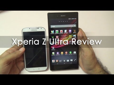 Sony Xperia Z Ultra Full In-depth Review