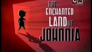 Johnny Test | 2X06b | The Enchanted Land of Johnnia _Full HD