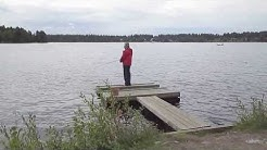 Varkaus :  Kuntoranta (area), Hotel -Spa-Camping , location side Waterway