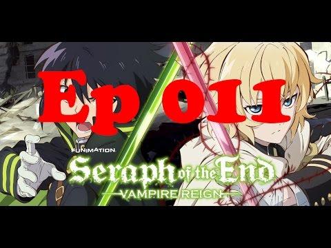 Owari no Seraph S2 Sub Ep 11