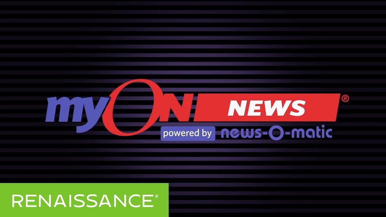 myOn News logo