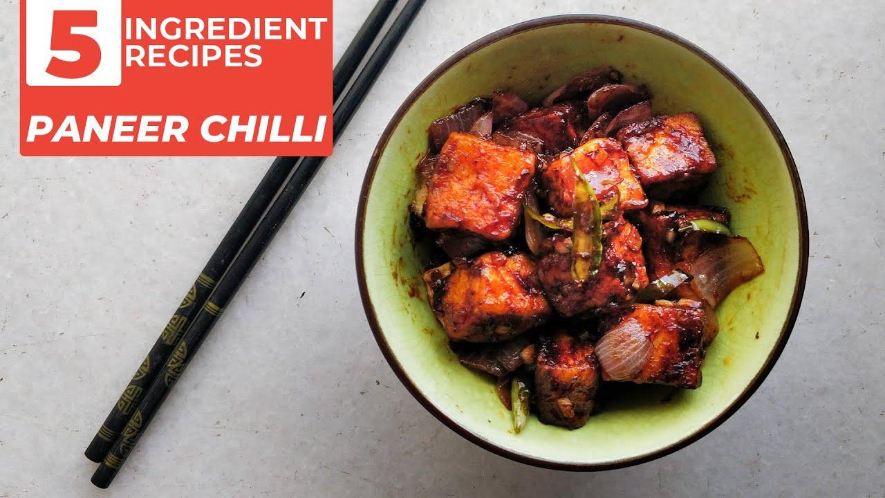 Chilli Paneer Recipe In Hindi Easy Chili Paneer Recipe In Hindi Lockdown Recipes Food Fusion How To Make Chilli Paneer Lockdown Recipes At Home Lockdown Recipes Indian