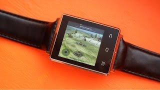 Играю в игры на часах N.1 D6! Обзор часов на Android!