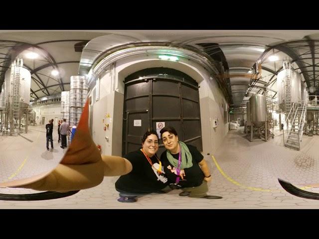 Milyunacervezas de recorrido cerveturistico por BERLIN en 360°