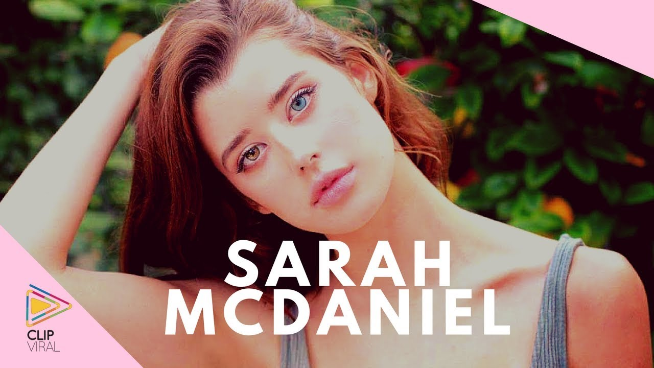 Sarah Mcdaniel Krotchy Ojos De Diferente Color Instagram Clip Viral